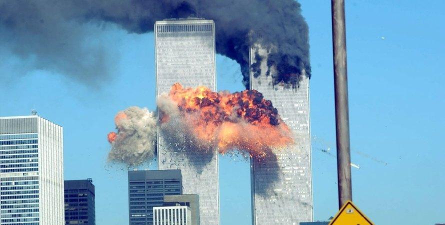 США, теракти в США, теракти 11 вересня