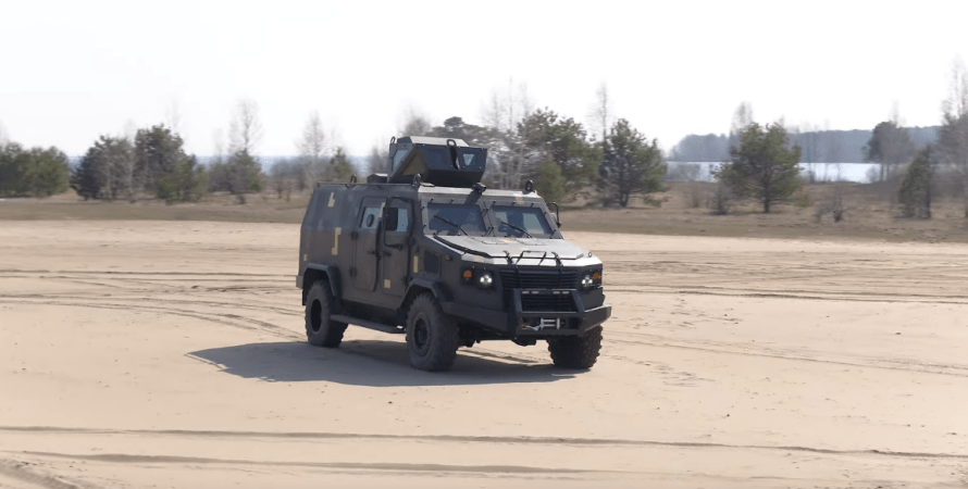 разработка бронеавтомобилей, бронеавтомобили для всу
