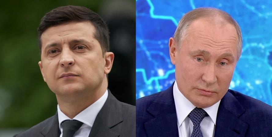 Зеленский, Путин, встреча, переговоры, Иерусалим, Вена,