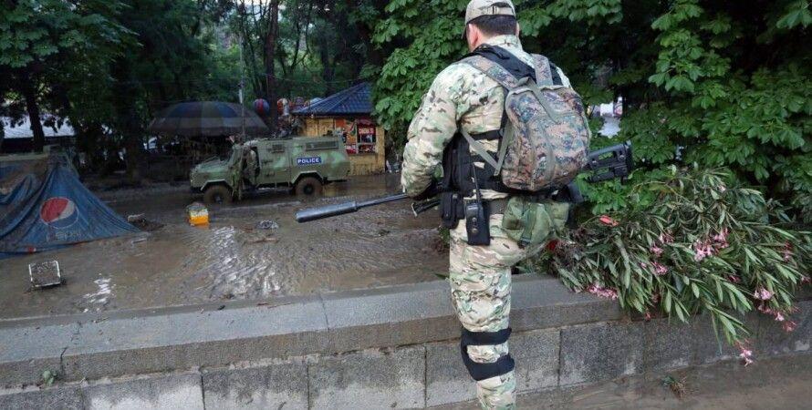 Полиция Грузии / Фото: EPA