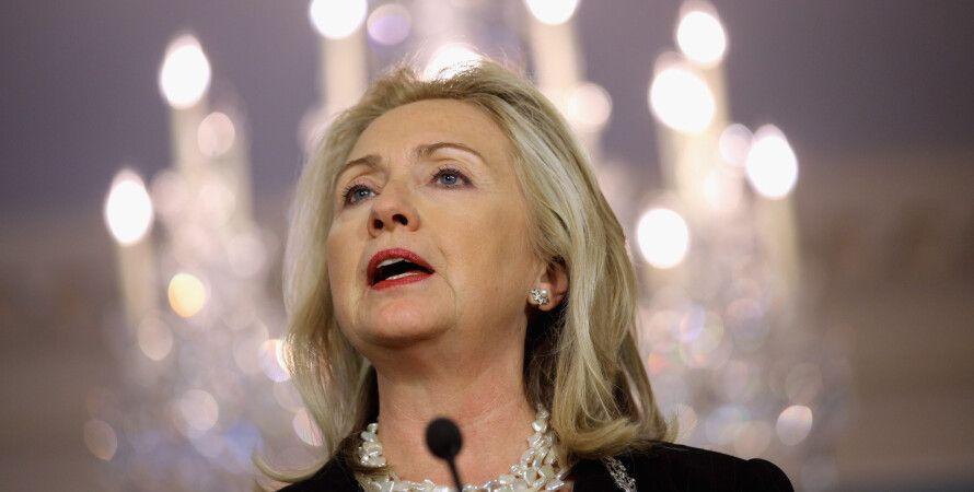 Хиллари Клинтон / Фото: Getty Images