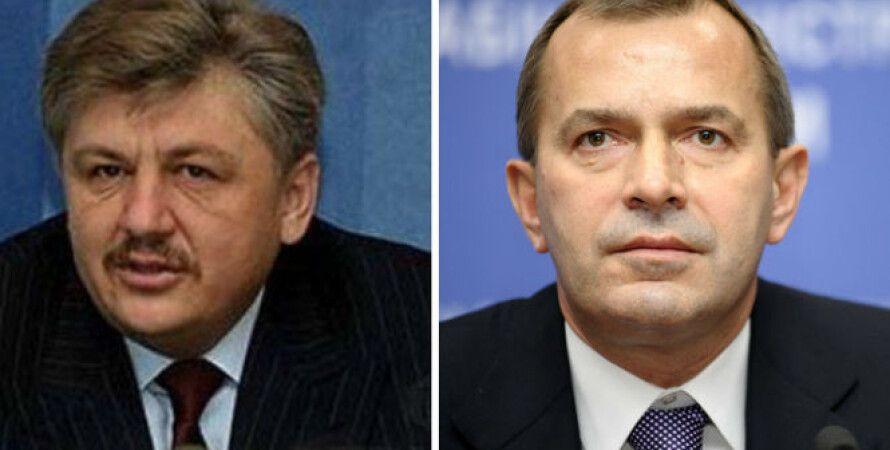 Владимир Сивкович и Андрей Клюев / Фото: nv.ua