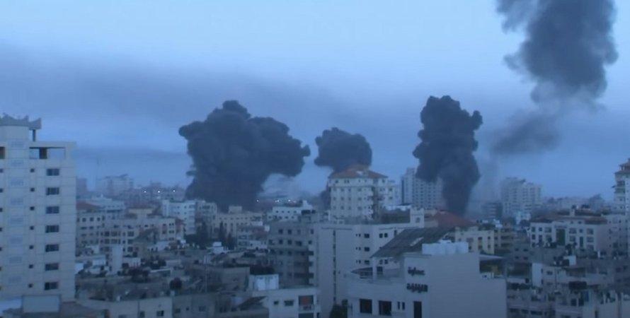 Война Израиля с Палестиной, погибшие, обстрел Израиля