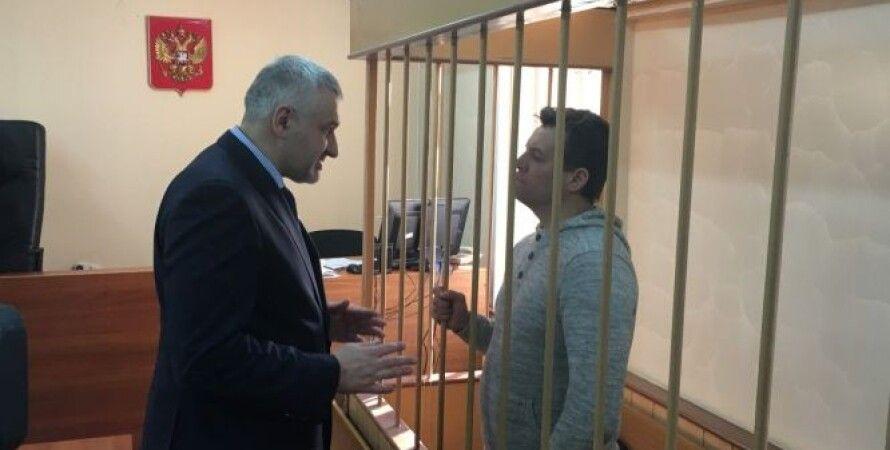 Роман Сущенко и Марк Фейгин / Фото: prm.ua