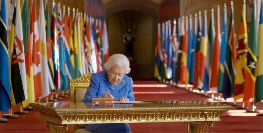 Елизавета II, аудиенция, королева