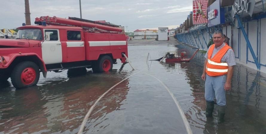потоп одеса 2021, потоп в одесі