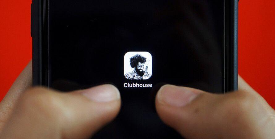 Clubhouse, соцсети, интернет, andoid