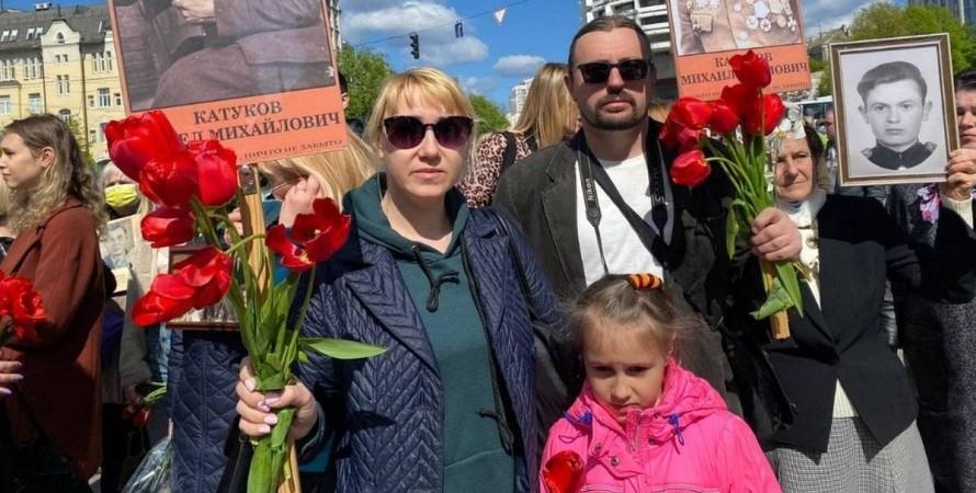Киев, 9 мая, День победы, праздник,
