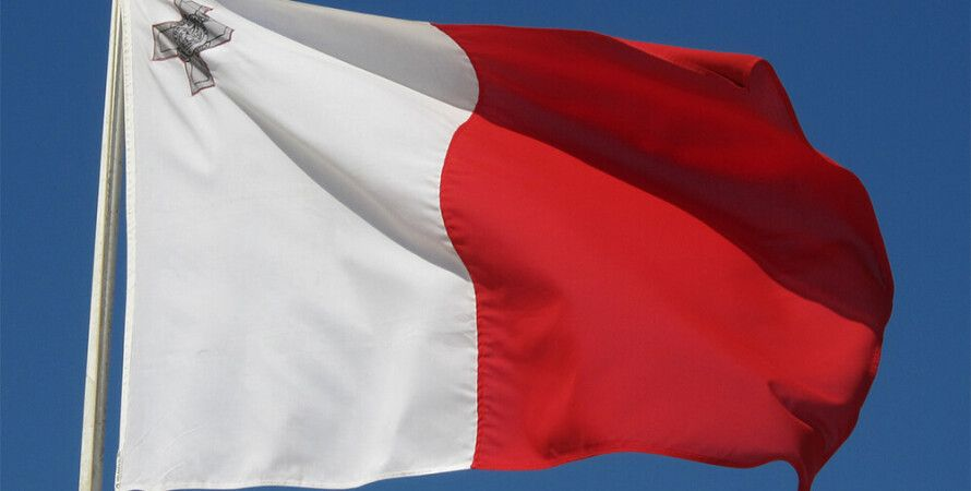 Флаг Мальты / Фото: maltaflag.facts.co