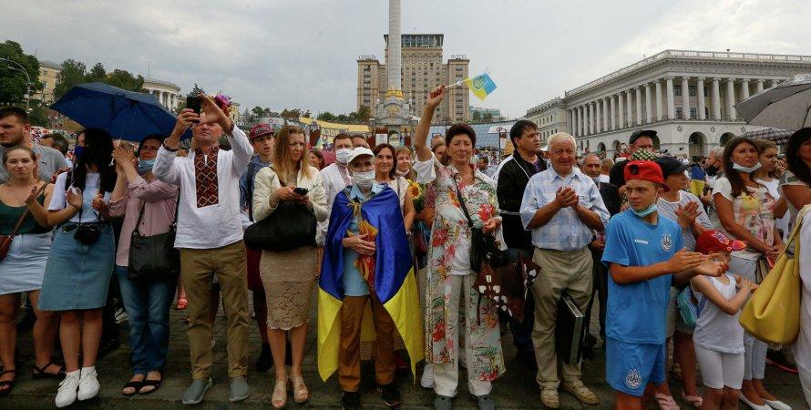 люди, украина, киев, фото
