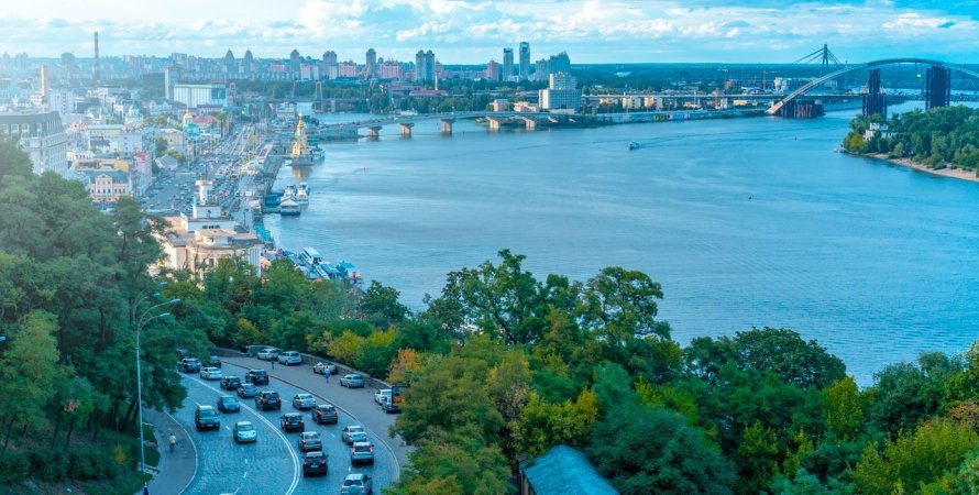зелені зони Києва, екологія Києва