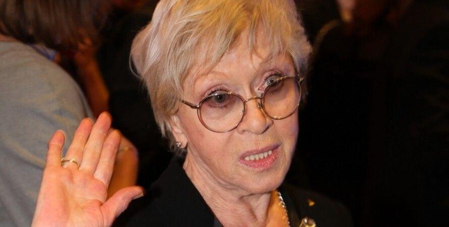 Алиса Фрейндлих, коронавирус