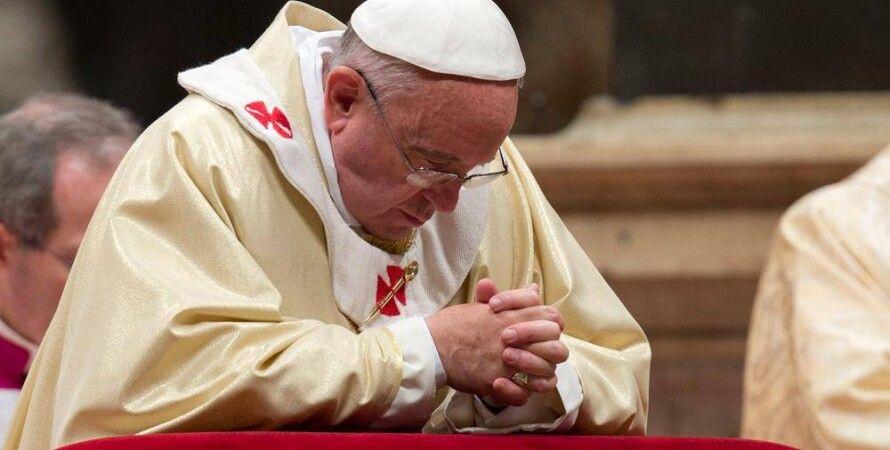 Папа Франциск / Facebook.com/PopeFranciscus