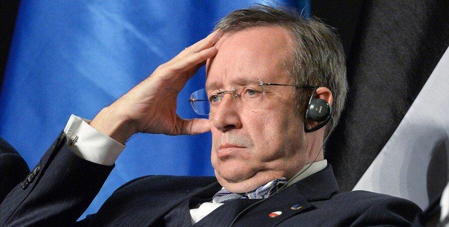 Евросоюз, Эстония, Россия, визы, гитлеровская Германия, Тоомас Ильвес