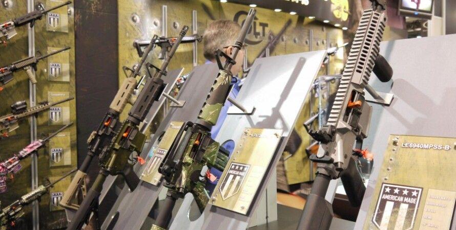 Оружие Colt Defense / Фото из открытого источника