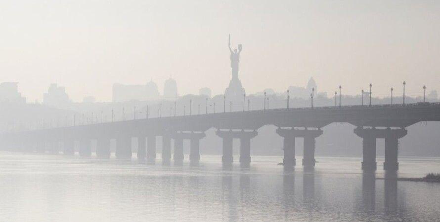 екологія в киеве, моніторинг якості повітря в киеве