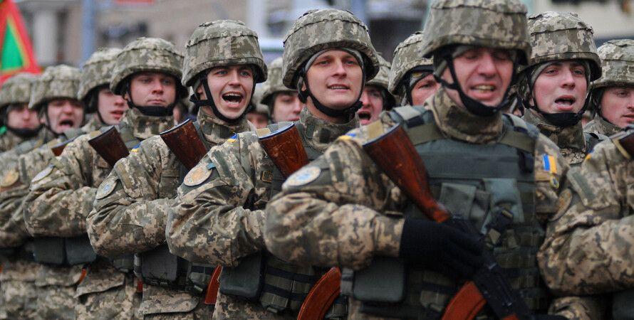 ВСУ, армия, сухопутные, войска, рейтинг, глобальный