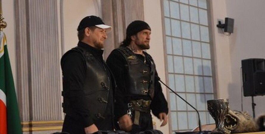 Рамзан Кадыров и Александр Залдостанов / Фото: Instagram