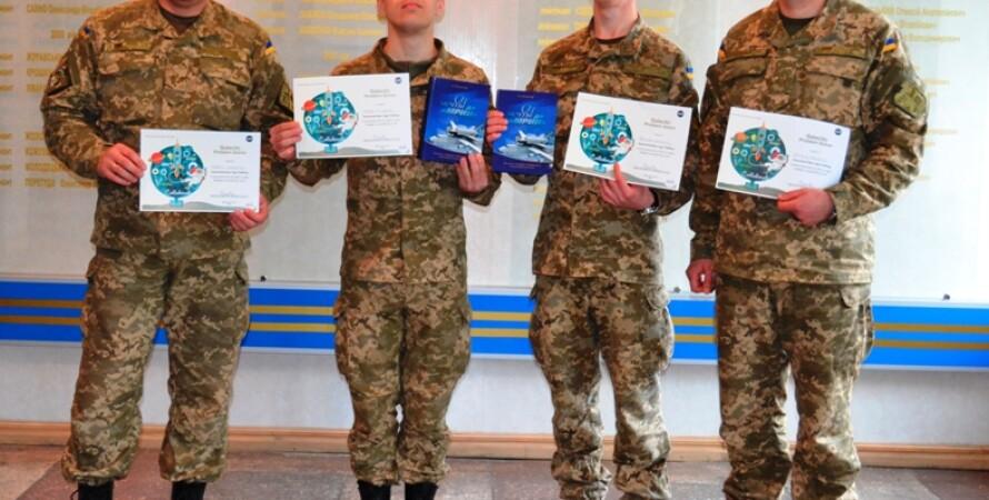 Победители конкурса / Фото: zvir.zt.ua