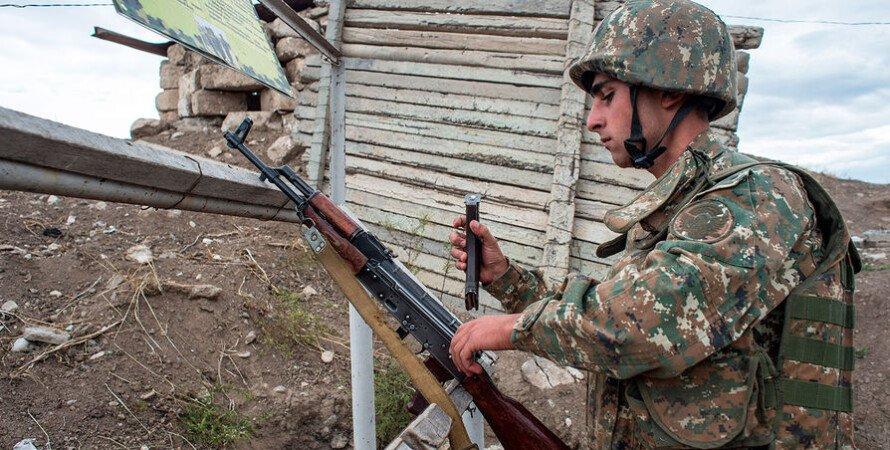 Нагорный Карабах, Азербайджан, нарушение перемирие, обстрелы, жилые дома, населенные пункты