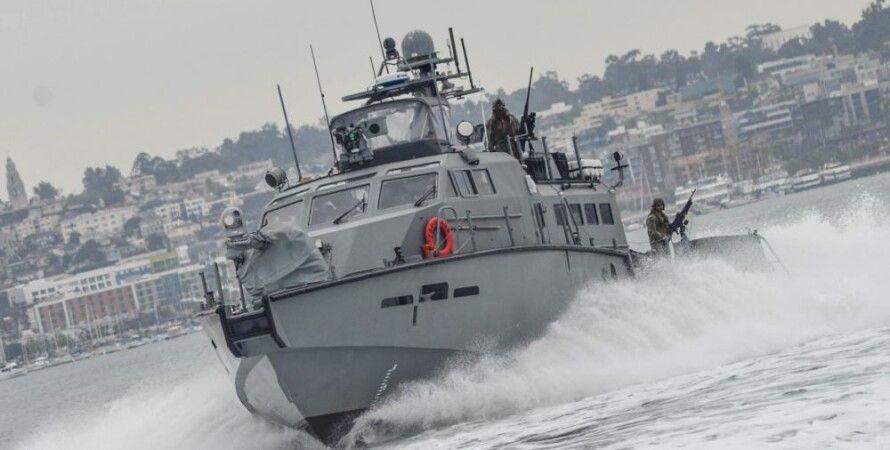 катера для украинских вмс, военное сотрудничство с британией