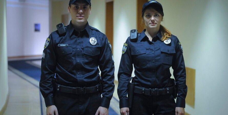 Форма патрульной полиции / Фото: facebook.com/arsen.avakov.1