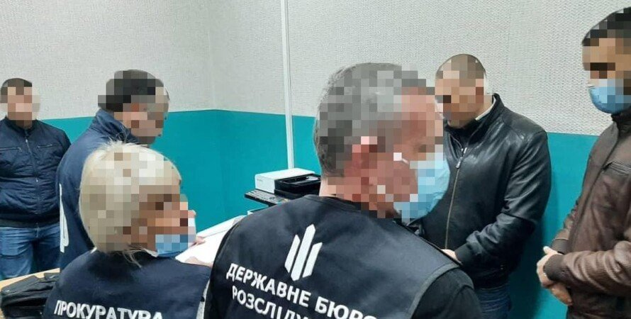 Харків, поліцейський, хабар, затримання,