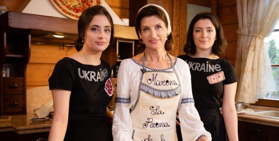 Марина Порошенко, праздник, 8 марта, 8 березня,