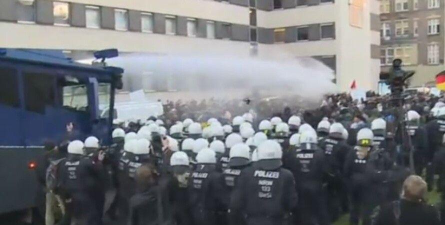 Демонстрация в Кельне / Фото: twitter.com/Korallenherz