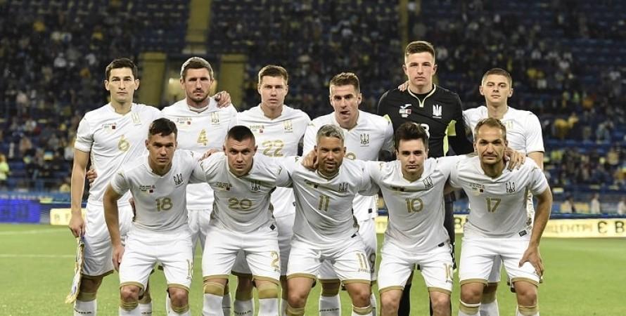 Сборная Украины, Евро-2020