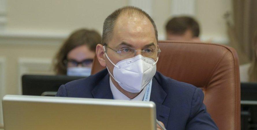Минздрав, Степанов, коронавирус, госпитализации,