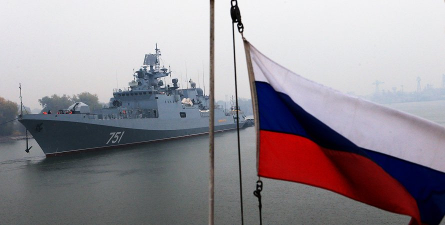 флот, російський флот, флот РФ в Чорному морі