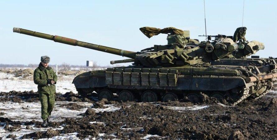 Танки боевиков ЛНР / Фото: АР