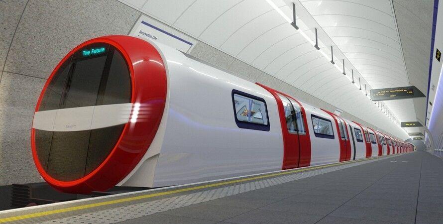 Концепт пассажирского поезда метро / Фото: railforums.co.uk