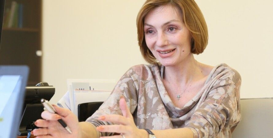Екатерина Рожкова, замглавы НБУ, Рожкова