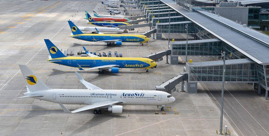 Аэропорт Борисполь / Фото: kievvlast.com.ua