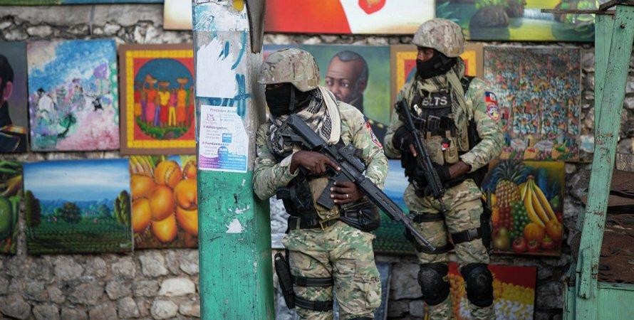 Гаити, убийство президента, смерть президента Гаити, военное положение Гаити