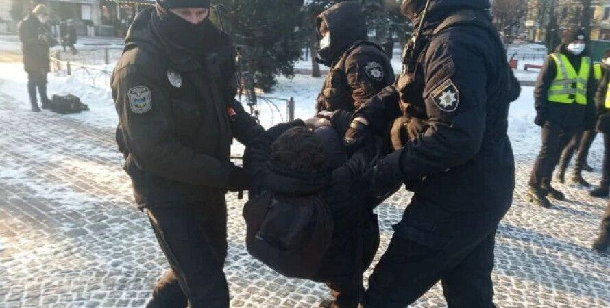 19 января, маркелов, бабуров, акция, антифашисты, фашисты