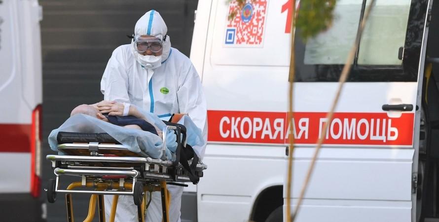 коронавирус, коронавирус в России, гамма штамм коронавируса, бразильский штамм коронавируса