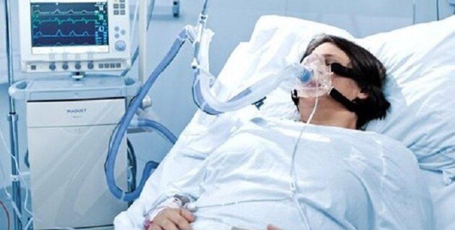 Коронавірус, статистика коронавируса, третя хвиля, кисневі ліжка, госпіталізація