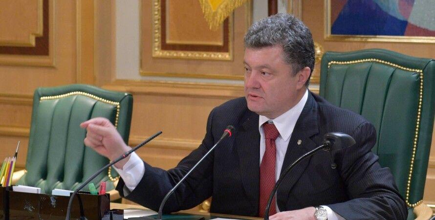 Петр Порошенко / пресс-служба президента
