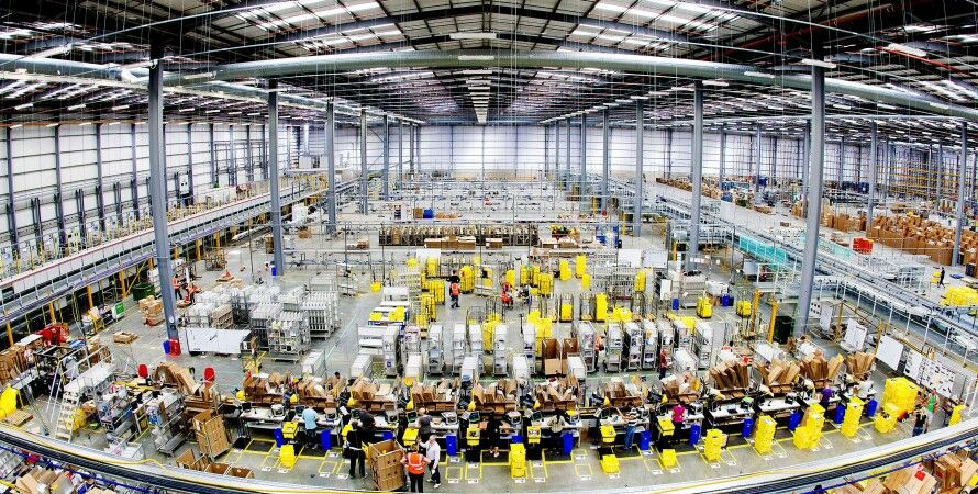 amazon, склад, работа, условия работы, работники amazon