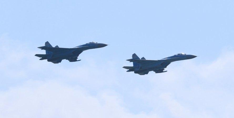 Су-27 ВПС України
