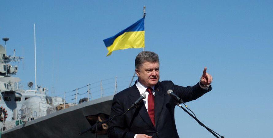 Петр Порошенко / Фото: uc.od.ua