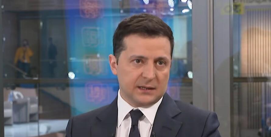 Владимир Зеленский, президент