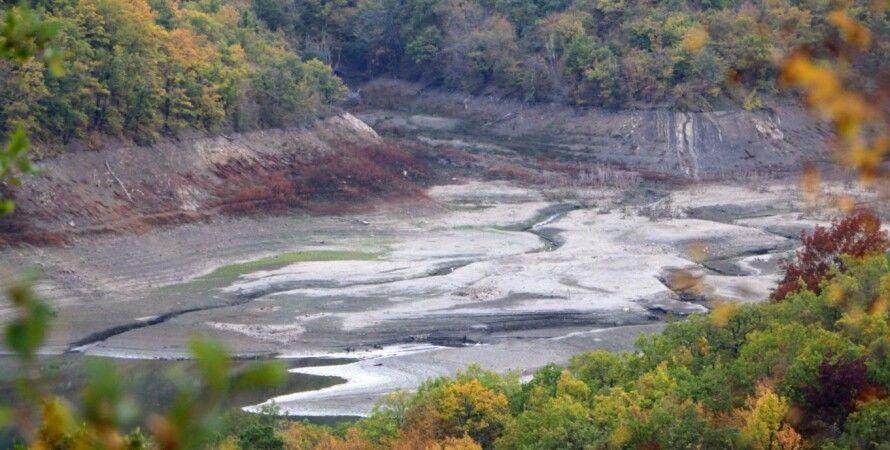 засуха, Крым, пресная вода, реки