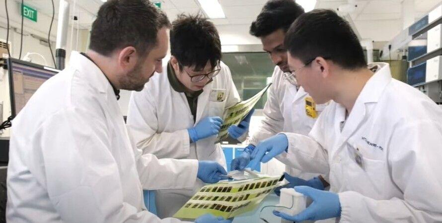 команда ученых, Сингапур, 3D-картинка, сканирование кожи