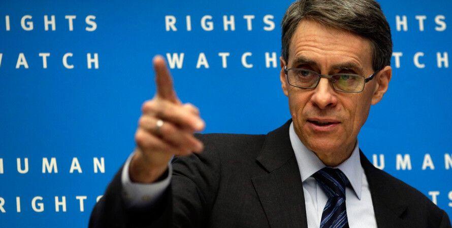 Кеннет Рот / Фото: сайт Human Rights Watch