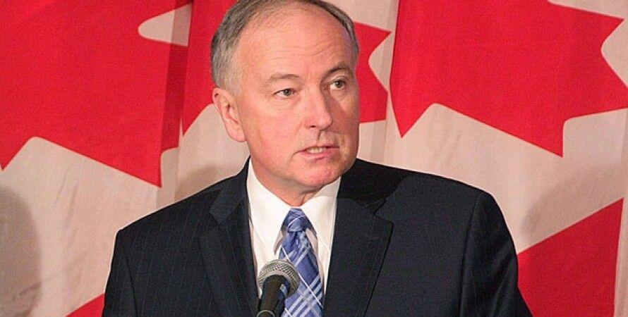 Роберт Николсон / Фото: cbc.ca