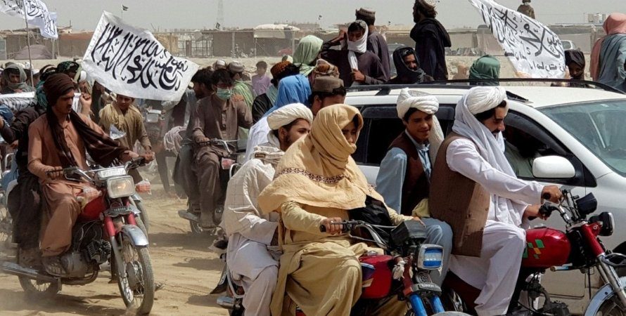 Талибан, Афганистан, война, Кабул, захват
